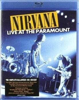 NIRVANA: LIVE AT THE PARAMOUNT (POLSKA CENA!!) (BLU-RAY)