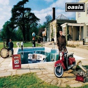 OASIS: BE HERE NOW (CD)