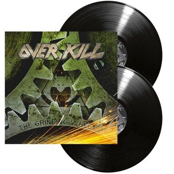 OVERKILL: THE GRINDING WHEEL (2LP VINYL)