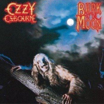 OZZY OSBOURNE : BARK AT THE MOON (CD)
