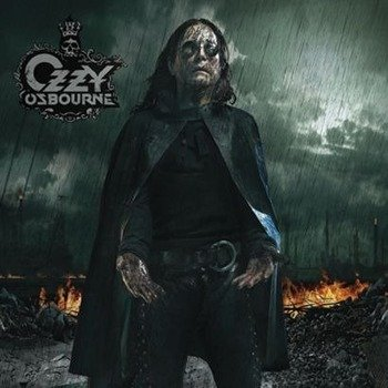 OZZY OSBOURNE : BLACK RAIN (CD)