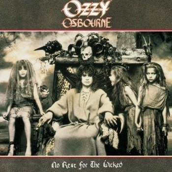 OZZY OSBOURNE : NO REST FOR THE WICKED (CD)