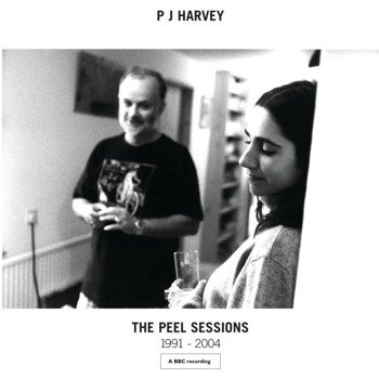 P.J. HARVEY: THE PEEL SESSIONS 1991-2004 (CD)
