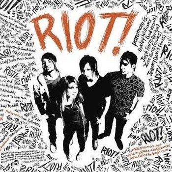 PARAMORE: RIOT! (CD)