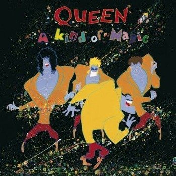QUEEN: A KIND OF MAGIC (2CD)
