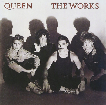 QUEEN: WORKS (CD)