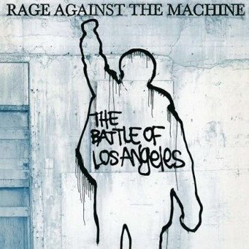 RAGE AGAINST THE MACHINE: THE BATTLE OF LOS ANGELES (LP WINYL)