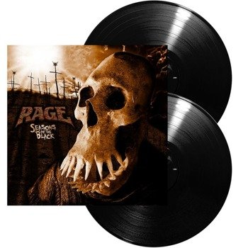 RAGE: SEASONS OF THE BLACK (2LP VINYL)