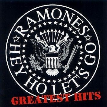 RAMONES: GREATEST HITS (CD)