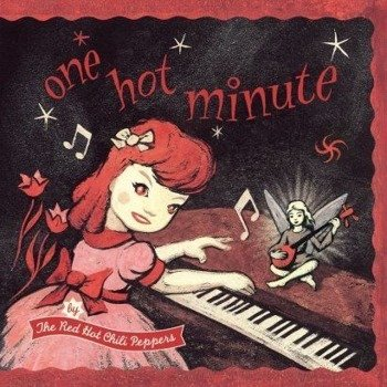 RED HOT CHILI PEPPERS: ONE HOT MINUTE (LP VINYL)