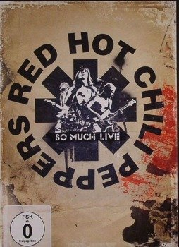 RED HOT CHILI PEPPERS: SO MUCH LIVE (DVD)