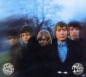 ROLLING STONES: BETWEEN THE BUTTONS (CD) REMASTER
