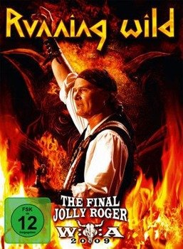 RUNNING WILD: THE FINAL JOLLY ROGER (DVD)