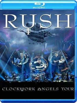 RUSH: CLOCKWORK ANGELS TOUR (BLU-RAY)