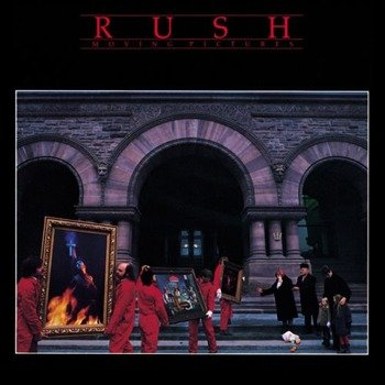RUSH : MOVING PICTURES (CD) REMASTER