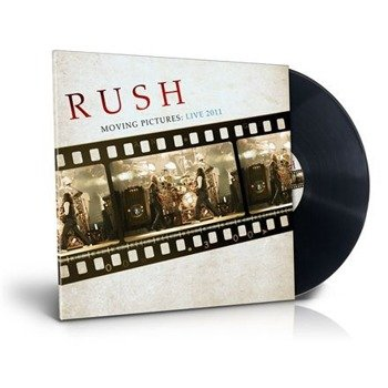 RUSH: MOVING PICTURES LIVE 2011 (LP VINYL)