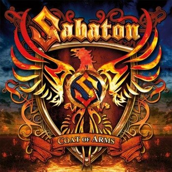 SABATON: COAT OF ARMS (CD)