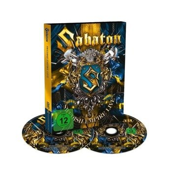 SABATON: SWEDISH EMPIRE LIVE (2DVD)
