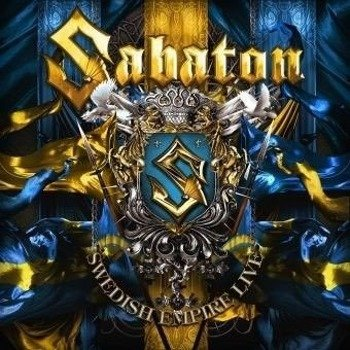 SABATON: SWEDISH EMPIRE LIVE (2LP VINYL)