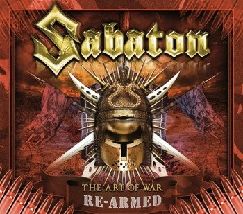 SABATON: THE ART OF WAR, RE-ARMED (CD)