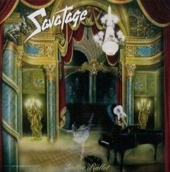 SAVATAGE: GUTTER BALLET (CD) DIGIPACK