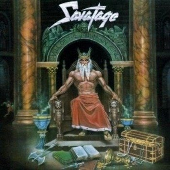 SAVATAGE: HALL OF THE MOUNTAIN KING (CD) DIGIPACK
