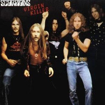 SCORPIONS: VIRGIN KILLER (CD)