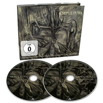 SEPULTURA:THE MEDIATOR BETWEEN HEAD AND HAND MUST BE THE HEART (CD+DVD)