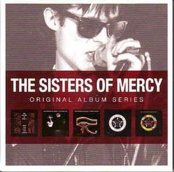 SISTERS OF MERCY: ORIGINAL ALBUM SERIES (5CD)