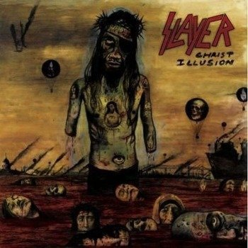 SLAYER : CHRIST ILLUSION (CD)