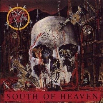 SLAYER : SOUTH OF HEAVEN (CD)