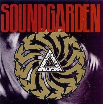 SOUNDGARDEN: BADMOTORFINGER (CD)