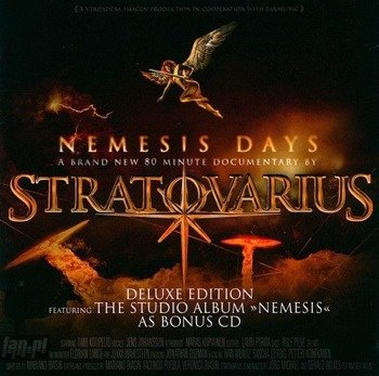 STRATOVARIUS: NEMESIS (CD+DVD)
