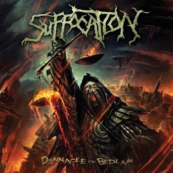 SUFFOCATION: PINNACLE OF BEDLAM (LP VINYL)