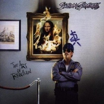 SUICIDAL TENDENCIES: ART OF REBELLION (CD)