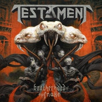 TESTAMENT: BROTHERHOOD OF THE SNAKE (CD)