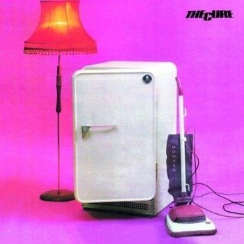 THE CURE: THREE IMAGINARY BOYS (LP VINYL)