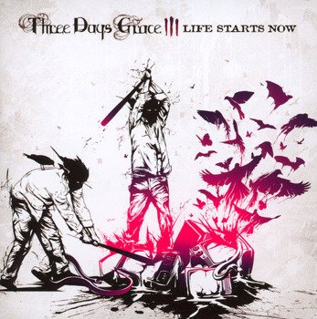 THREE DAYS GRACE: LIFE STARTS NOW (CD)