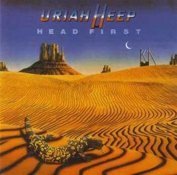 URIAH HEEP: HEAD FIRST (CD) REMASTER