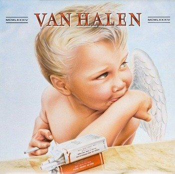 VAN HALEN: 1984 - REMASTERED (CD)