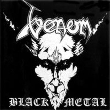 VENOM: BLACK METAL (LP VINYL)