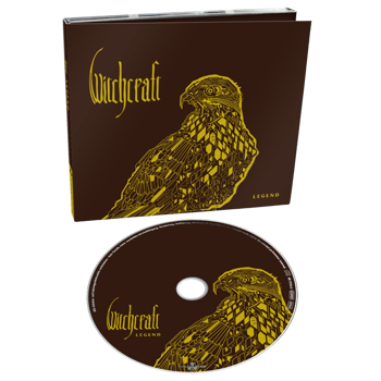 WITCHCRAFT: LEGEND (CD) DIGIPACK