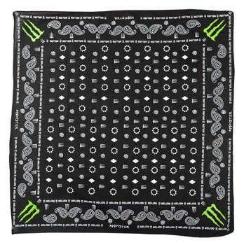 bandana MONSTER BLACK