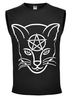 bezrękawnik AMENOMEN - HEAD CAT (OMEN029BR BLACK)