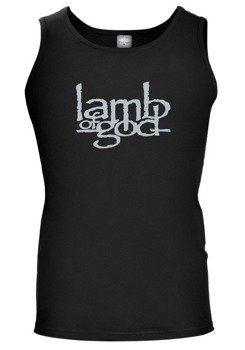 bezrękawnik LAMB OF GOD - LOGO