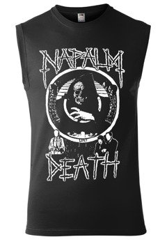 bezrękawnik NAPALM DEATH - LIVE CORRUPTION
