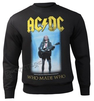 bluza AC/DC - WHO MADE WHO, bez kaptura