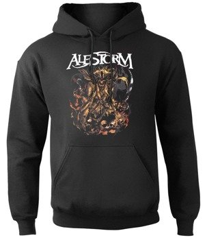 bluza ALESTORM - WE ARE HERE TO DRINK YOUR BEER!, kangurka z kapturem