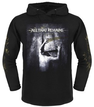 bluza ALL THAT REMAINS - THE FALL OF IDEALS czarna, z kapturem