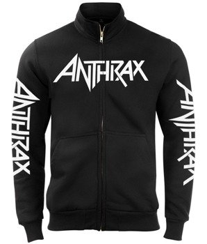 bluza ANTHRAX - AMONG THE LIVING stójka, rozpinana